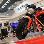 Harley-Davidson V-Rod Modifikasi di GIIAS 2015