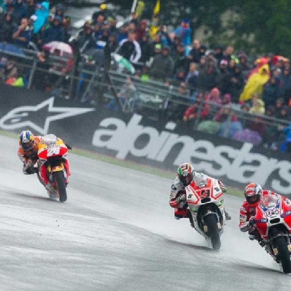 MotoGP: Dovizioso Doakan Petrucci Jatuh Setiap Tikungan