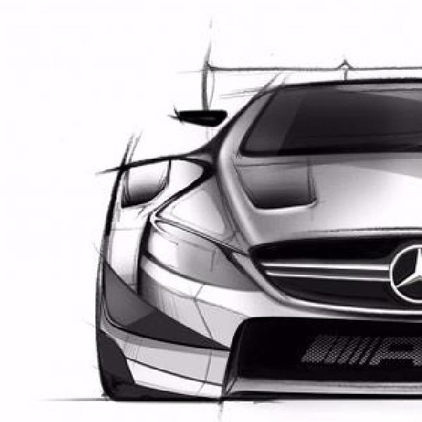 Inilah Teaser Mercedes DTM Tergahar