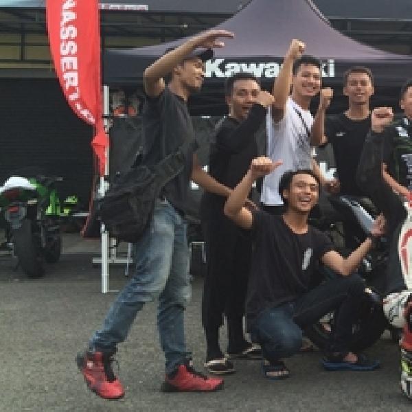 Daftar Juara Kawasaki Racing Academy Season 3
