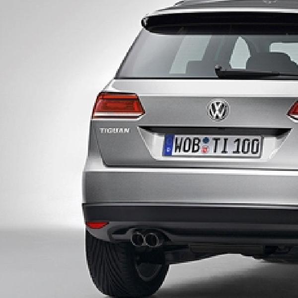 Jelang Debut Perdana, Volkswagen Mulai Goda Teaser Tiguan 2016