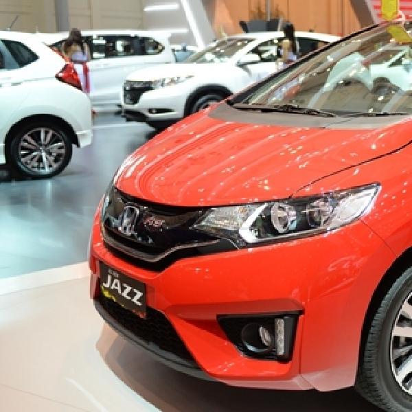 GIIAS 2015: Penjualan Honda BR-V Bawa Angin Segar