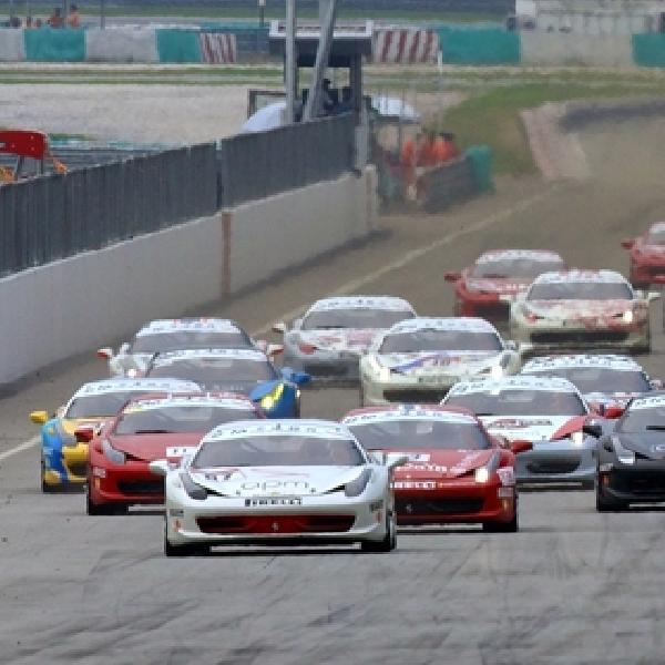 Ini Jawara Ferrari Challenge Asia-Pacific Sepang