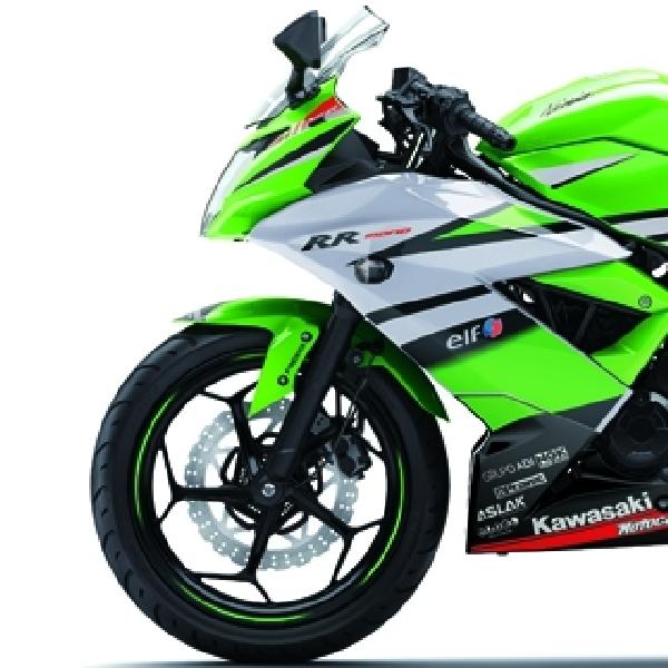 Kawasaki Luncurkan Kawasaki Ninja RR Mono Livery WSBK