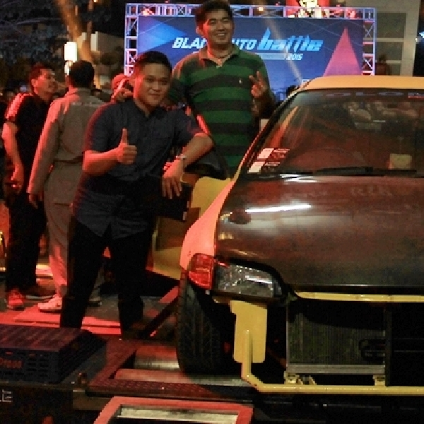 Mencari yang Terkuat di BlackAuto Battle 2015 Manado