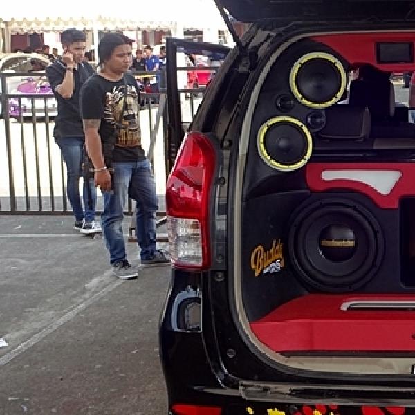 Ini Pesan Bagi Penikmat Car Audio di Manado