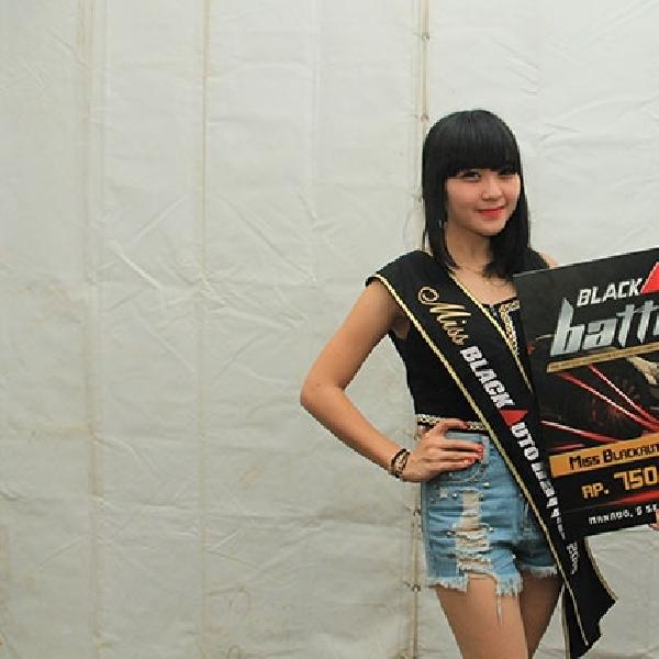 Inilah Pemenang Miss BlackAuto Battle 2015 Manado