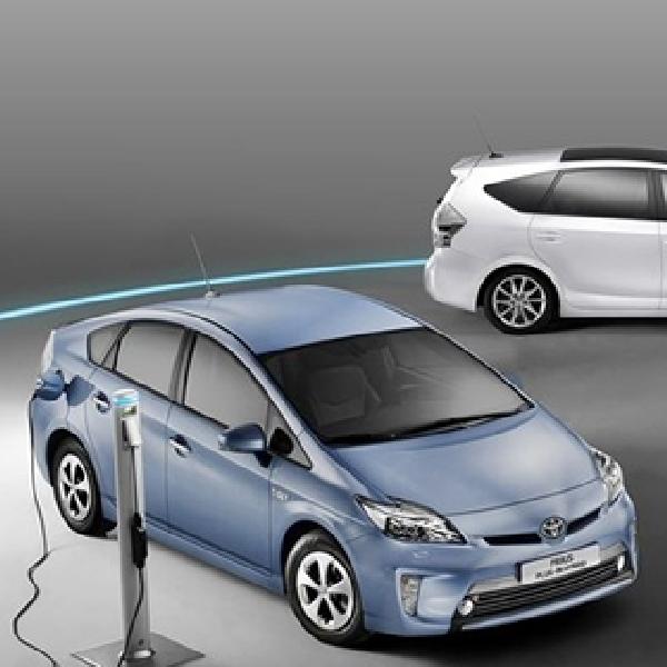 Toyota Siap Produksi Mobil yang Lebih Aman untuk Pejalan Kaki