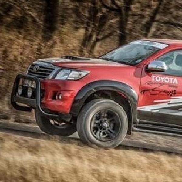 Toyota Lahirkan Varian Hilux Terganas