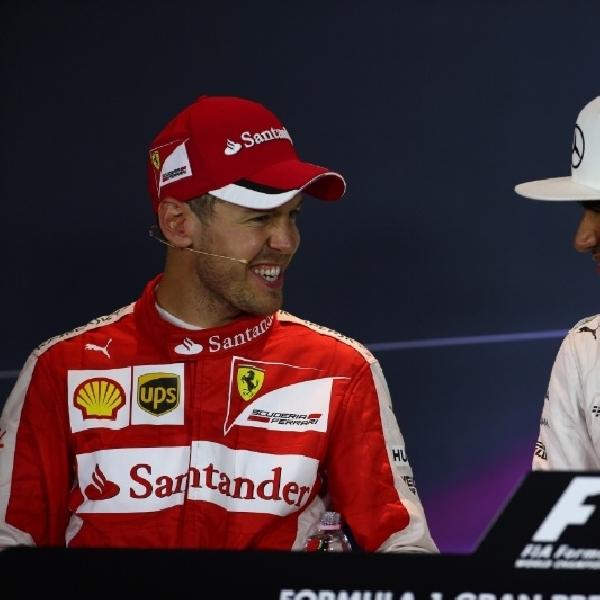 F1: Hamilton Menang di Kandang Ferrari