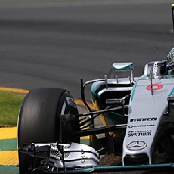 F1: Rosberg Belum Menyerah Kejar Hamilton