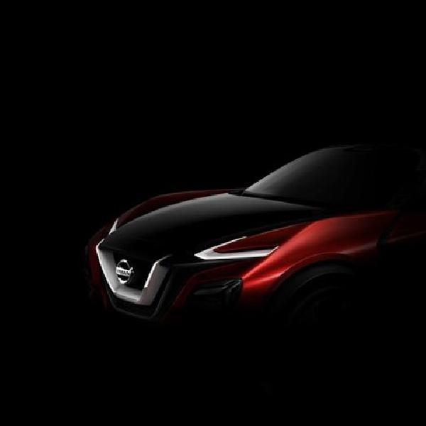Nissan Mulai Goda Teaser Konsep SUV