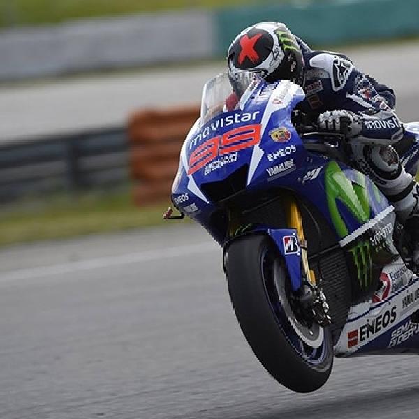 MotoGP: Marquez Sebut Lorenzo Kencang Tapi