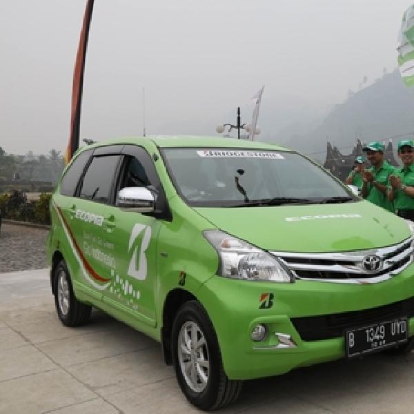 Ban Bridgestone Ecopia EP150 Diuji Lintas Sumatera