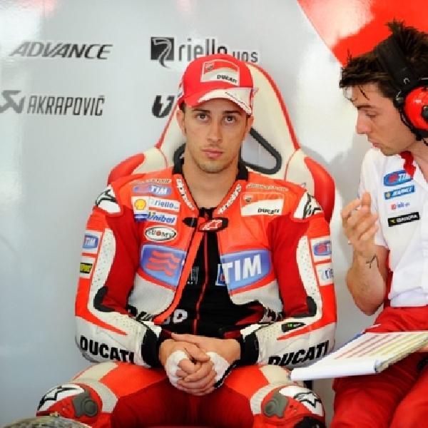 MotoGP: Dovizioso Berharap Dukungan Tifosi Ducati