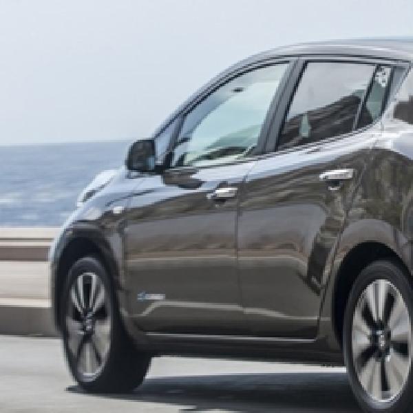 Nissan Leaf Kini Bisa Melaju 250 Km Sekali Charge