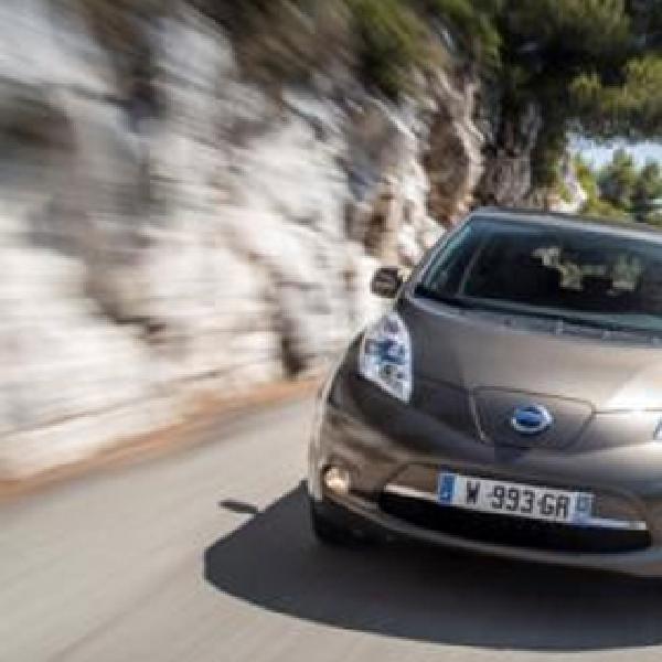 Menilik Ketangguhan Daya Nissan Leaf 2016