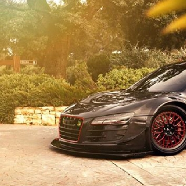 Project Gila Audi R8 Supercar