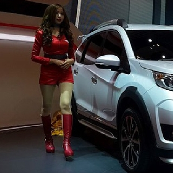 Honda BR-V Lakukan Roadshow di Bandung