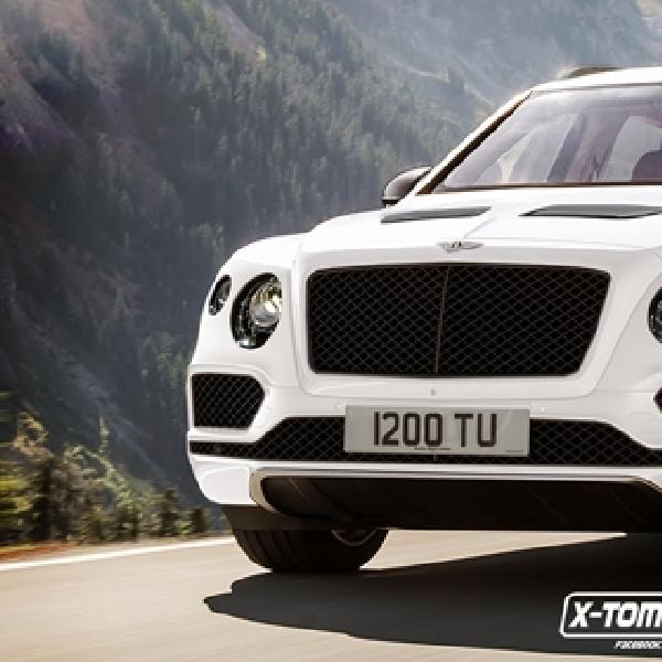 Bentley Bentayga Akan Datang dengan Versi Lebih Berotot