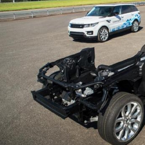 Jaguar akan Lahirkan Mobil Ramah Lingkungan Sebelum 2020