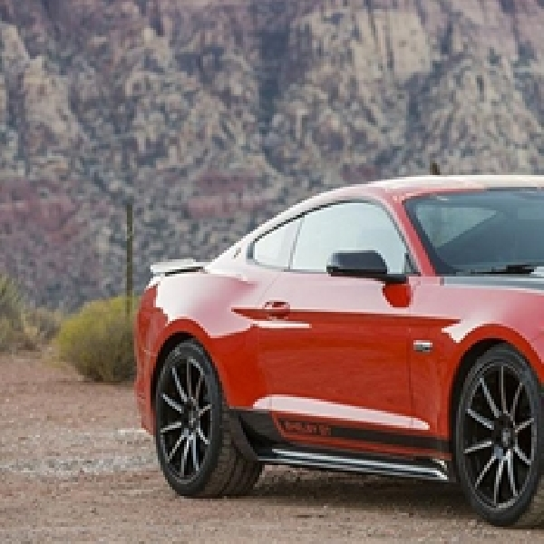 Ford Mustang EcoBoost Full Power