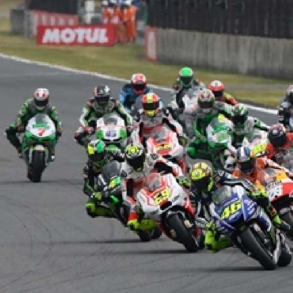 MotoGP: GP Indy Dicoret Tahun Depan
