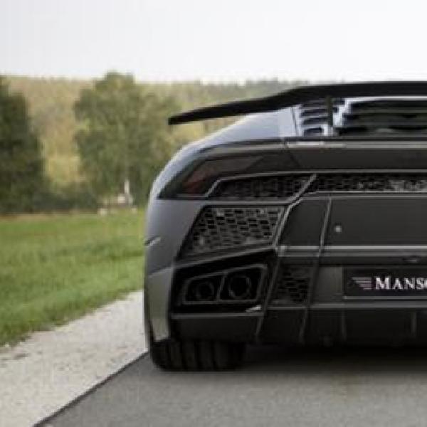Inilah Modifikasi Lamborghini Huracan dengan Tenaga Buas