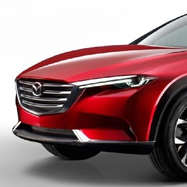 Inikah Penerus Mazda CX-5 ?