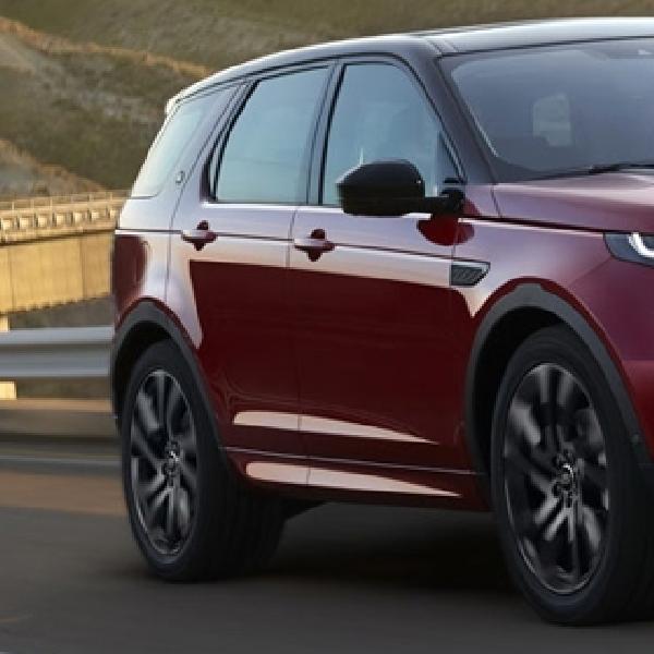 Land Rover Discovery Sport HSE Dyamic Lux akan Lahir di Frankfurt