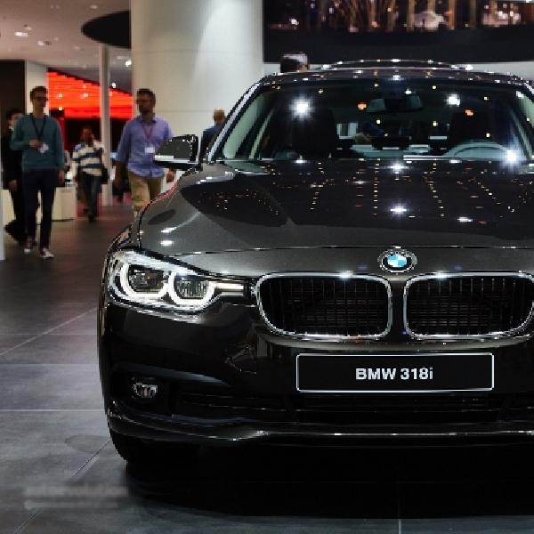 BMW 318i Terbaru Pakai Mesin 1.500 CC 3 Silinder