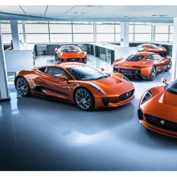Deretan Mobil Jaguar di Film James Bond