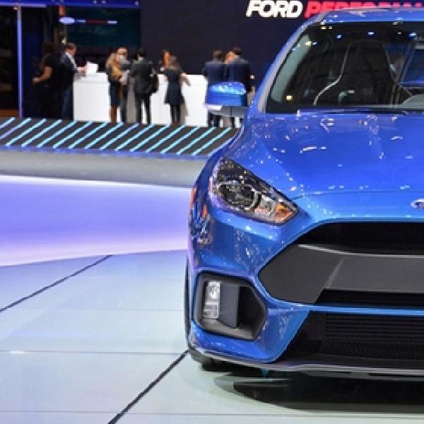 Ford Mengkuak Spesifikasi Kinerja Focus RS