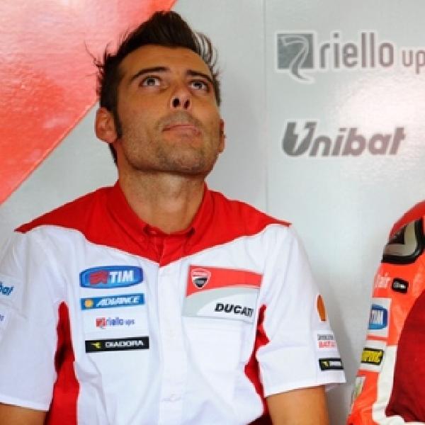 MotoGP: Iannone Cedera Bahu Lagi