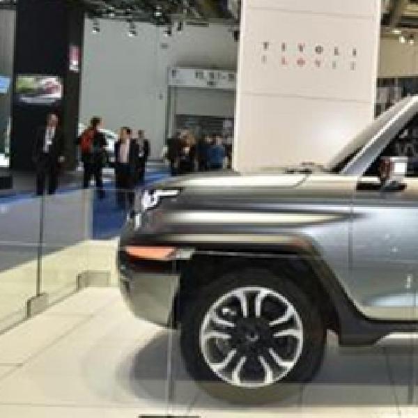 SsangYong Kenalkan Konsep XAV-Adventure di Frankfurt