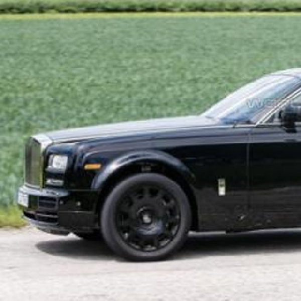 Crossover Rolls Royce akan Lahir 2018