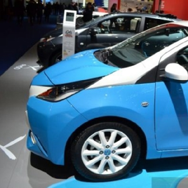 Toyota Kenalkan Hatcback Anyar Lebih Keren