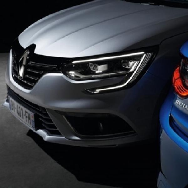 Preview Renault Megane Terbaru - Tembus 205 Hp!