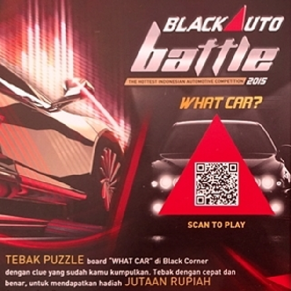 Marhendra Jadi Juara Pertama What Car? BlackAuto Battle 2015 Makassar
