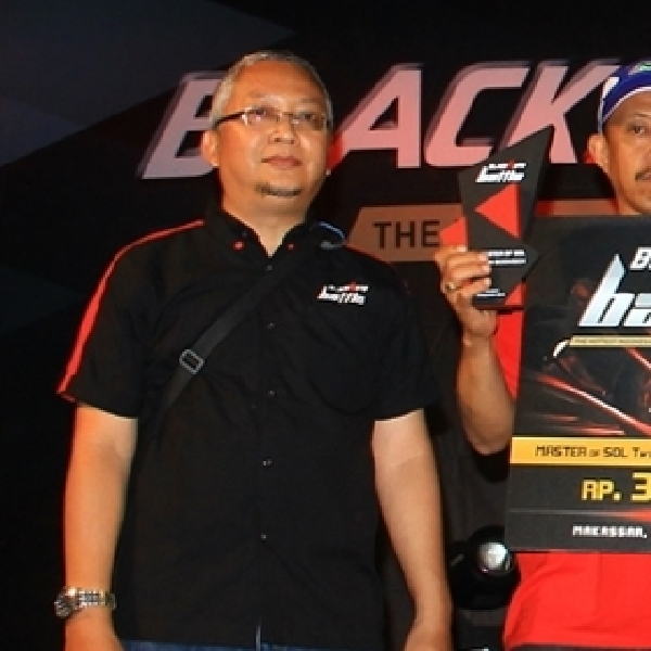 Hasil Black Out Loud BlackAuto Battle 2015 Makassar