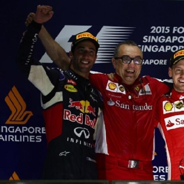 F1: Penantian Panjang Fans Ferrari