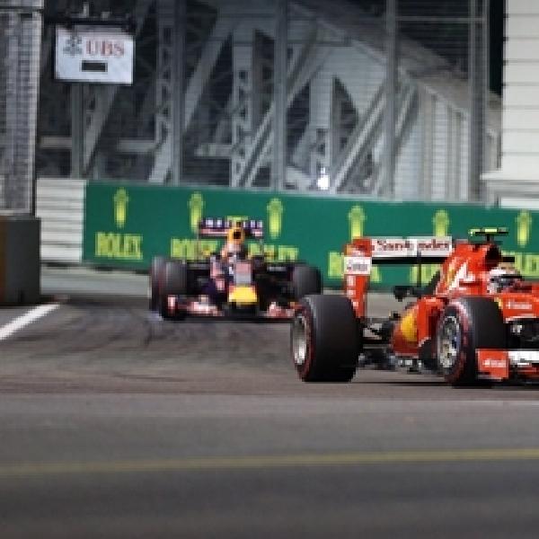 F1: Ferrari Sebut Raikkonen Tukang Komplain