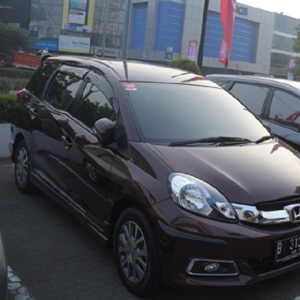 Konsumsi Bahan Bakar Honda Mobilio Tembus 26,7 Km/liter