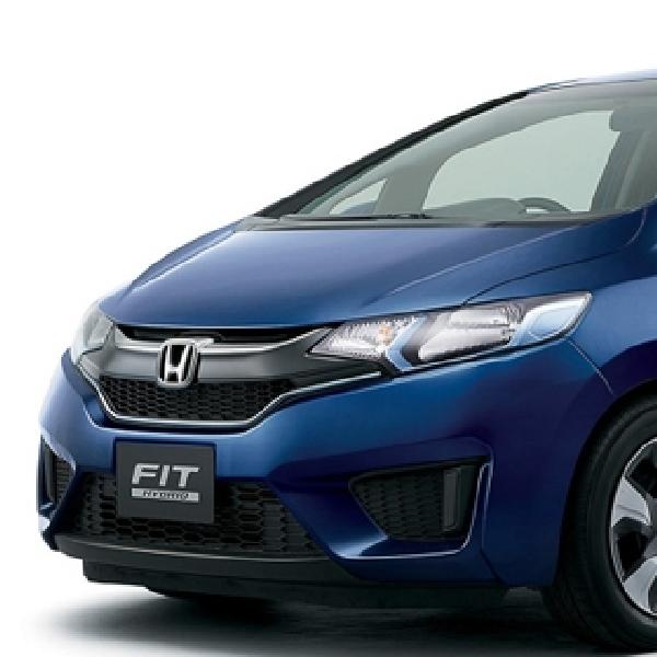 Honda Jazz Facelift Rilis di Jepang Pekan Ini