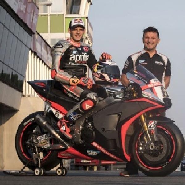 MotoGP: Bradl dan Bautista Tetap di Aprilia Musim Depan