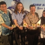 Program Kampanye Keselamatan Michelin Gandeng 1Station