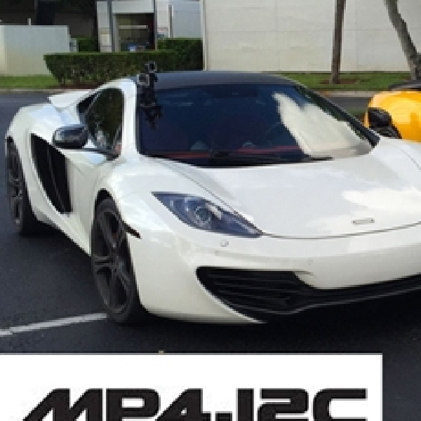 Adu Kencang McLaren 650S Melawan McLaren 12C Turbocharged