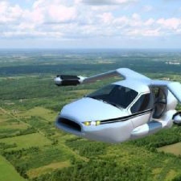 Berkat NASA Mobil Terbang Semakin Nyata