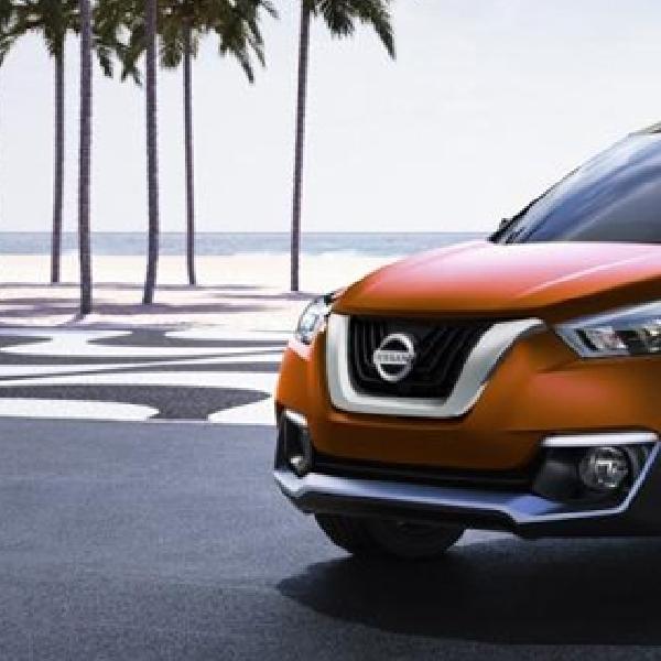 Beginikah Tampang Nissan Juke 2016 ?