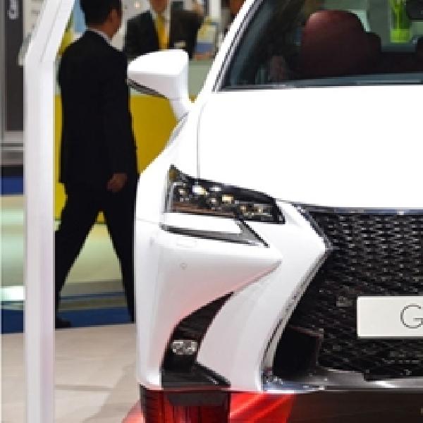 Lexus GS F SPORT Jelmaan LF-Gh Concept
